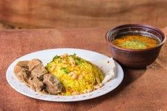 Arab food Stock Photography