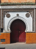Arab gate in Marrakech Royalty Free Stock Photos