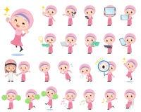 Arab girl Royalty Free Stock Photo