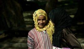 Arab girls Royalty Free Stock Photo