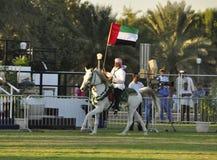 Arab Horseman Royalty Free Stock Photography