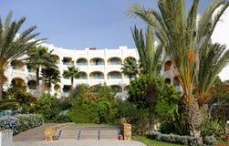 Arab Hotel Stock Photo