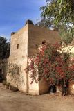 Arab house - Morocco Stock Image