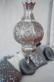 Arab lamps. Royalty Free Stock Photo