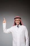 arab lekarka Obraz Stock