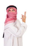 Arab man. In diversity concept Stock Photos