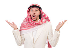 Arab man Stock Image