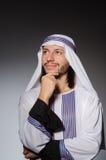 Arab man Stock Image