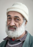 Arab Man with his usual costume Stock Image