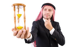 Arab man t Royalty Free Stock Images
