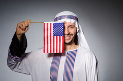 Arab man Stock Photo