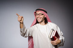 Arab mant Royalty Free Stock Photos