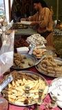Arab Markets Ibiza Spain Stock Photo