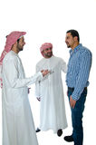 Arab Men royalty free stock photo