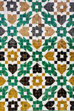 Arab mosaic Royalty Free Stock Image