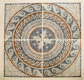 Arab mosaic floor Royalty Free Stock Photos