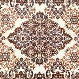 Arab mosaic floor Stock Photography
