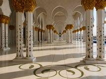 Arab mosque Stock Image