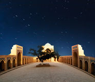 Arab mosque. Royalty Free Stock Images