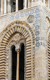 Arab norman architecture, from palermo Stock Photos