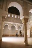 Arab palace Stock Photo