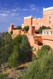 Arab palace (Morocco) Stock Photography