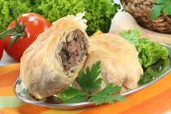 Arab pie Stock Image