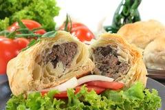 Arab pie Stock Photography