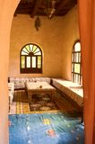 Arab private house royalty free stock images