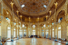 Arab Room. In the stock exchange palace in Porto Royalty Free Stock Photos