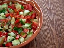 Arab salad Stock Photos