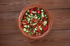 Arab salad Stock Photography