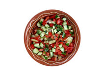 Arab salad Royalty Free Stock Images