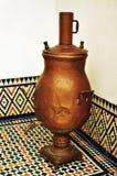 Arab samovar Stock Images