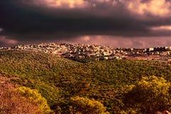 Arab Settlement in Israel Stock Image