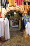 Arab shopping center Stock Images