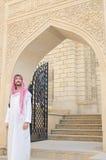 Arab on the street Stock Photos