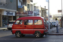 Arab street. Egypt. Hurghada Stock Images