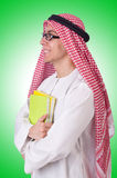 Arab student Stock Photo