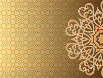 Arab style Background Stock Photo