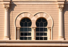 Arab style window Royalty Free Stock Images