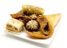 Arab sweets Stock Photos