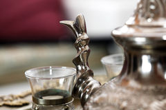 Arab teapot Stock Photo