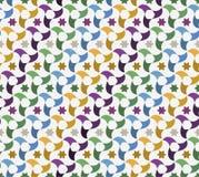 Arab tiles, mosaic, background stock photography