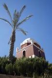 Arab tower at murcia Stock Photo