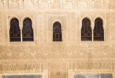 Arab wall Royalty Free Stock Images