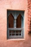 Arab window Royalty Free Stock Images