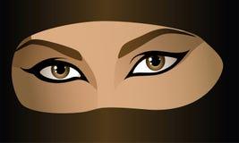 Arab woman Royalty Free Stock Photography