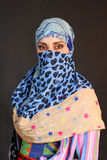 Arab woman Stock Image