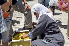 Arab woman Stock Image
